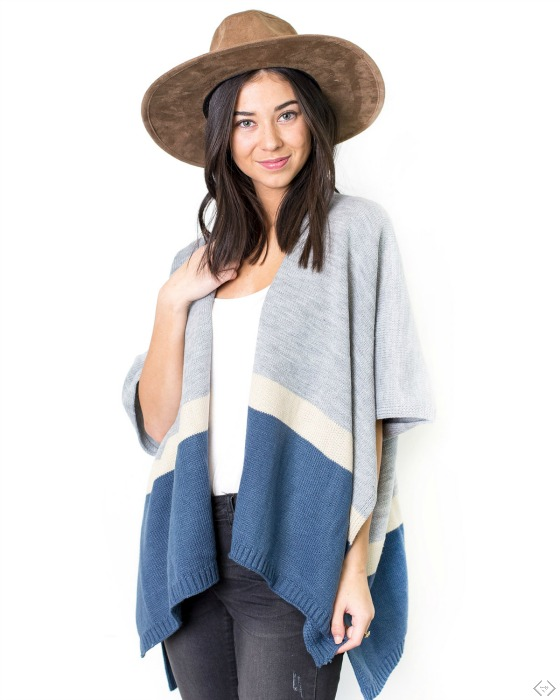 cents of style poncho
