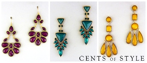 Fashion Friday- 9/13/13- Statement Earrings $7.95 Shipped