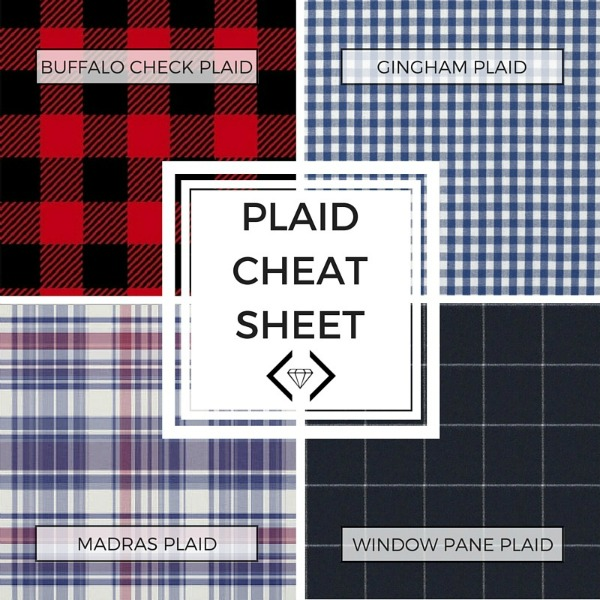 How To Best Style Plaid The Many Different Types Of It