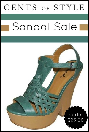 Wedges for $25.60 and FREE SHIPPING