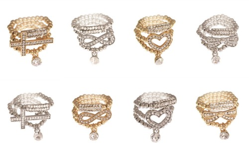 IMAGE: Fashion Friday- 1/10/14- Stackable Rings- $5.99 and FREE SHIPPING with code RING