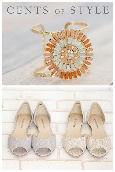 IMAGE: Fashion Friday- 8/29/14- Ballet Flats & Bracelet- $20.95 & FREE SHIPPING with Code LOVELY101