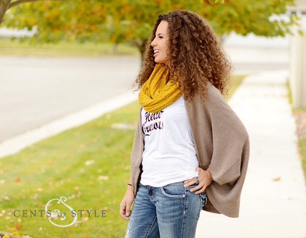 IMAGE: Fashion Friday- 10/3/14- Fall Cozy Accessories- 60% off & FREE SHIPPING with Code COZYFALL