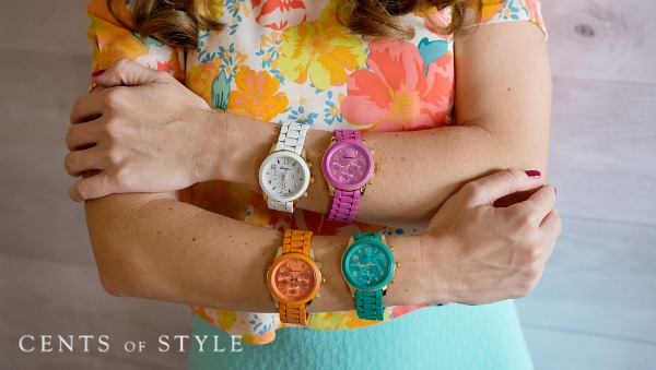 Fashion Friday- 4/24/14- Women's Watches $14.95 & FREE SHIPPING with Code TIME