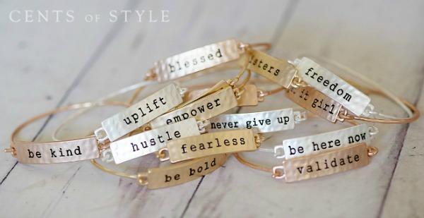 Image Tribe Bracelets