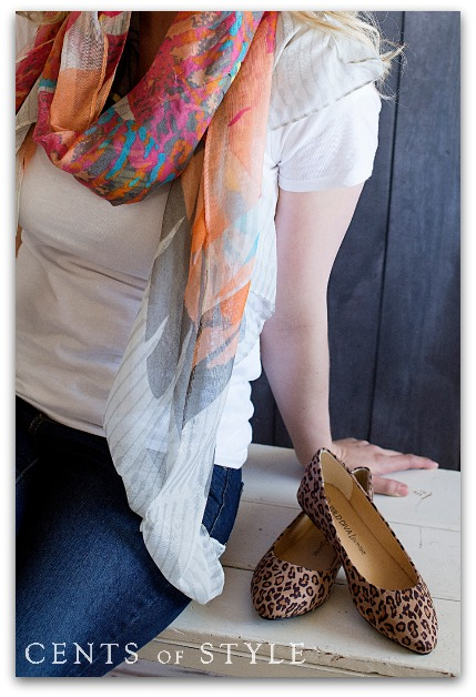 Fashion Friday- 3/21/14- Shoes & A Scarf for $21.95 & FREE SHIPPING with Code MIX
