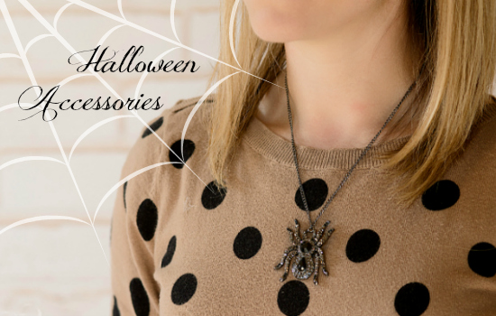 Fashion Friday- 10/11/13- 50% off Halloween Accessories with Code HALLOWEEN
