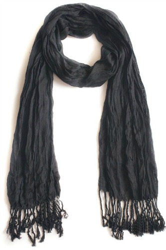 Julia Scarf- $8.06 shipped with code BLACK