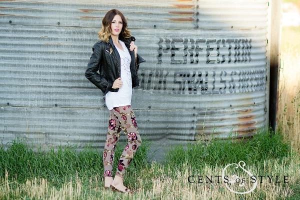 IMAGE: Fashion Friday- Fall Fashion Leggings- $9.97 & FREE SHIPPING with Code LEG50