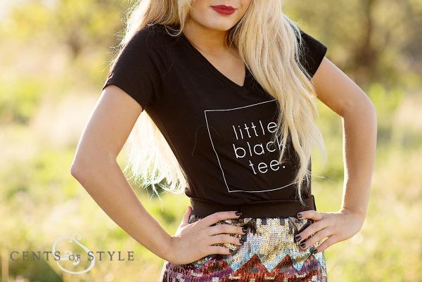 little black tee Macys Friends and Family Sale Dates 2014