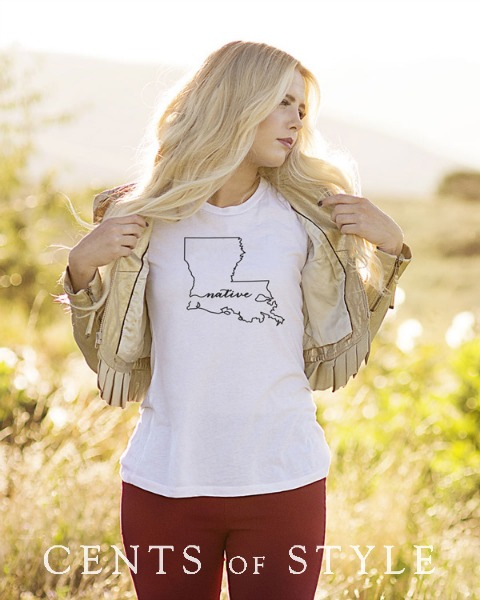 IMAGE: Fashion Friday- 11/7/14- Exclusive State Items- 50% off & FREE SHIPPING w/ Code NATIVE