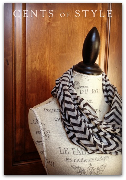Fashion Friday- 4/19/13- Get this scarf for $2.99 with $20.00 Fashion Friday purchase