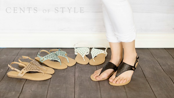 IMAGE: Fashion Friday- 6/27/14- Sandal Sale- 50% off & FREE SHIPPING with Code SANDALSALE