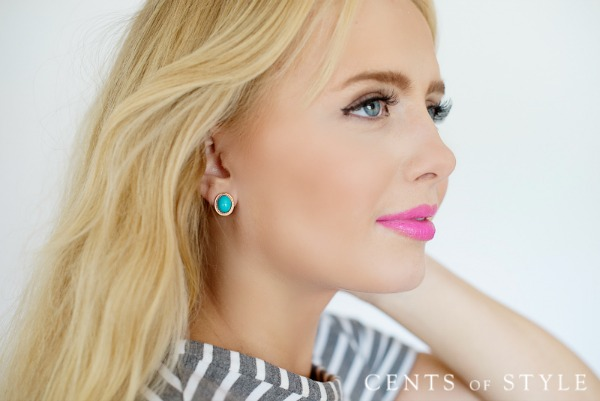 IMAGE: Set of 3 Studs Earrings for $7.95 & FREE SHIPPING with the Code SUMMERSTUD