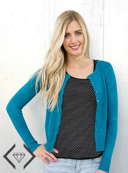 IMAGE: Classic Cardigan or Trendy Poncho