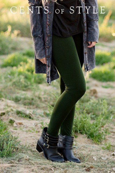 IMAGE: Fashion Friday- Fall Fashion Leggings- $9.97 & FREE SHIPPING with Code LEG50