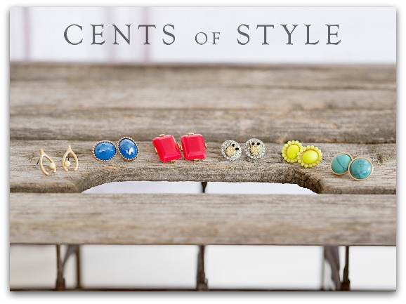 IMAGE- Fashion Friday- 5/30/14- Stud Earrings 50% off & FREE SHIPPING with Code MAY50