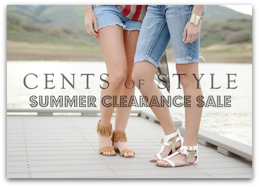 Fashion Friday- 7/5/13- Summer Clearance Sale- 50% off the lowest marked price with code SUMMERSALE