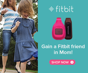 I use a FitBit to track how active I am daily. Click here to find out more