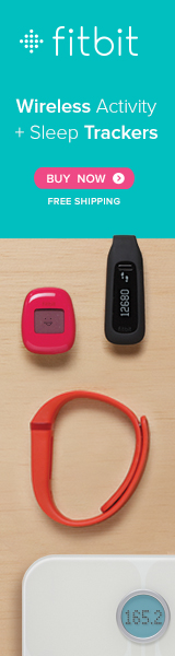 Fitbit wireless activity + sleep trackers