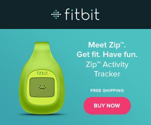 Fitbit Zip Activity Tracker
