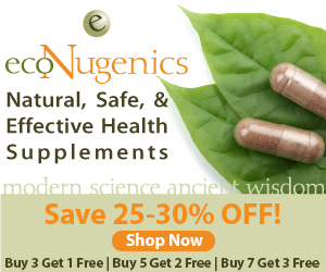 Buy Econugenics Natural Dietary Supplements