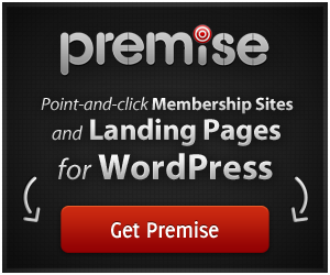 Premise Landing Pages for WordPress