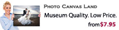 Museum quality photo canas prints at low price