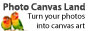 Photo Canvas Land - Turn your photos into canvas art