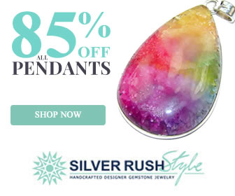 Up to 25% OFF on ALL Jewelry at www.SilverRushStyle.com
