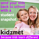 Send your child back-to-school with a Student Snapshot from Kidzmet!