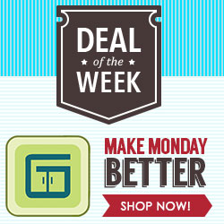 Shop GreenCupboards deal of the week!