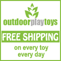 Outdoor Play Toys with Free Shipping