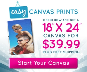 Gallery Canvas Prints 18x24 for $34.99