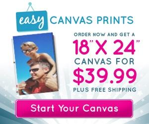 2-Count 18x24 Custom Easy Canvas Prints