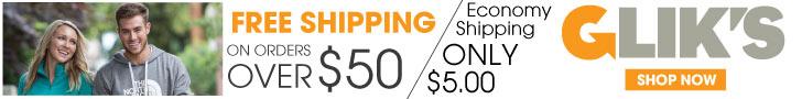 Economy Shipping $5