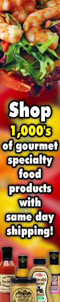 Shop for 1,000s of gourmet foods online!
