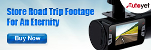 Get high memory capacity car DVRS for less from autoyet with FREE shipping.