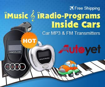 Enjoy your amazing journey with imusic &iradio at autoyet + FREE shipping.