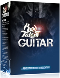 Raw Talent Guitar Box - 200