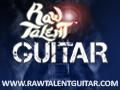 Raw Talent Guitar - 120x90