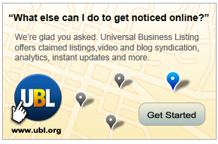 Business Profile Syndication from www.UBL.org.