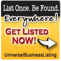 List Once, Be Found Everywhere�Business Profile Syndication from www.UBL.org.
