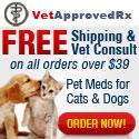 PetMeds Free Shipping & Vet Consultation
