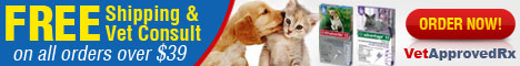 PetMed Free Shipping & Vet consult over $39