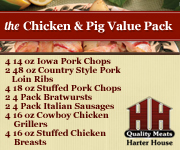 Chicken and Pig Pack