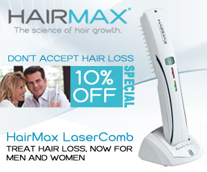 Comb Drug Hair Laser Loss Propecia