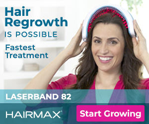 Hair Regrowth is Possible