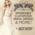 Buy Affordable Customized Bridal Dresses & More at BoncyBoutique.com!