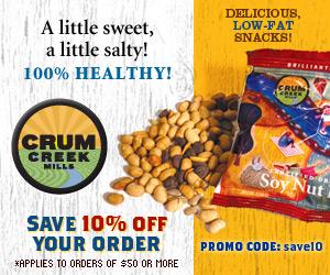 100% Healthy...10% Off!